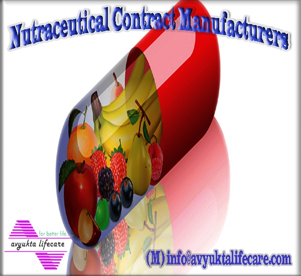 Nutraceutical contract manufacturers in India- Avyukta Nutrition